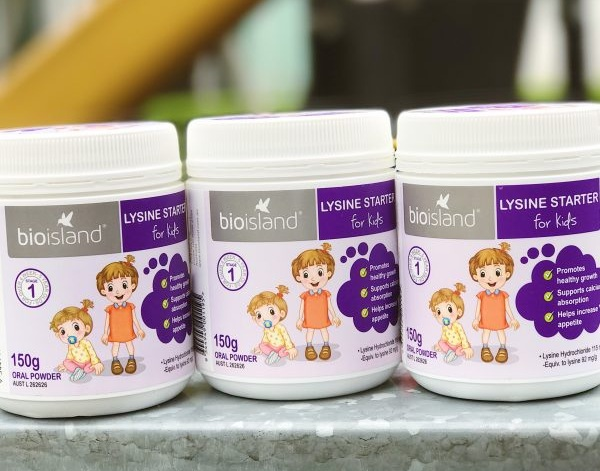 bột lysine úc có tốt không webtretho, review bio island lysine starter for kid 150g, cho bé uống lysine vào lúc nào trong ngày, cách dùng lysine cho bé, cách sử dụng bột lysine uống vào lúc nào, cách dùng.