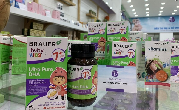 dha brauer baby & kids ultra pure, brauer baby & kids ultra pure dha