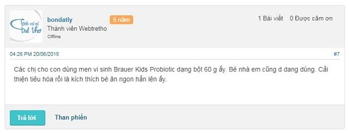 brauer natural medicine kids probiotic power 60g, natural medicine kids probiotic power, kids probiotic power 60g, brauer kids probiotic powder (3+ years) 60g