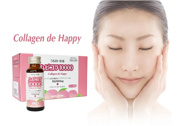 collagen de happy 10000mg có tốt không, collagen de happy review, collagen de happy có tốt không, collagen de happy nhật bản, collagen de happy webtretho, collagen de happy cách dùng, collagen de happy giá bao nhiêu, collagen de happy cua nhat, cách sử dụng collagen de happy, liệu trình uống collagen de happy, collagen de happy 10000 mg, collagen de happy mua ở đâu.