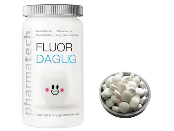 Công dụng của Flour Daglig