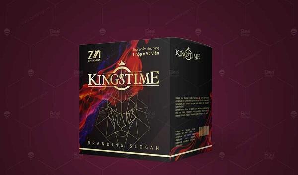 viên uống kingstime có tốt không, viên uống sinh lý nam kingstime, viên uống tăng cường sinh lý kingstime, review kingstime, Công dụng của Kingstime tăng cường sinh lý nam