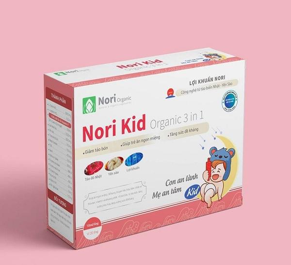 nori kid có tốt không, nori kid giá bao nhiêu, nori kid ban o dau, nori kid mua ở đâu, nori kid webtretho