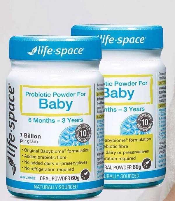 probiotic powder for baby có tốt không, probiotic powder for baby cách dùng, probiotic powder for baby webtretho, men vi sinh probiotic powder for baby của úc.