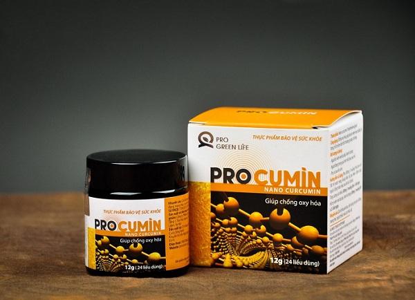 Pro-cumin dạng bột 12g/hộp