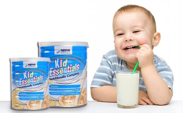Sữa Kid Essentials Nestle