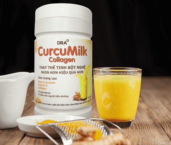 Sữa nghệ Curcumilk