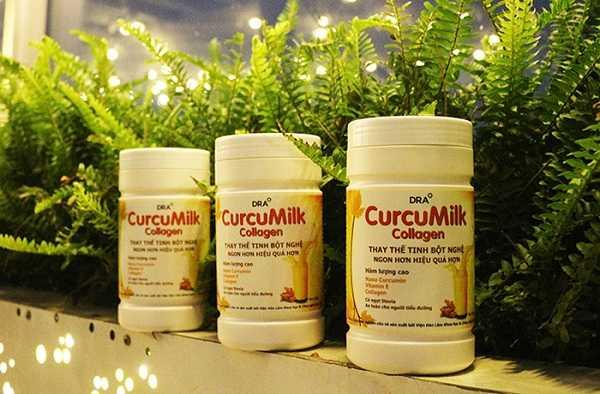 Công dụng của sữa nghệ Curcumilk