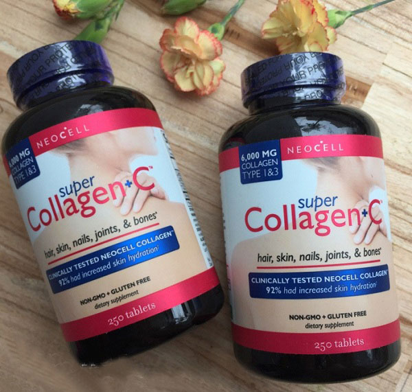 Công dụng của Super Collagen Neocell