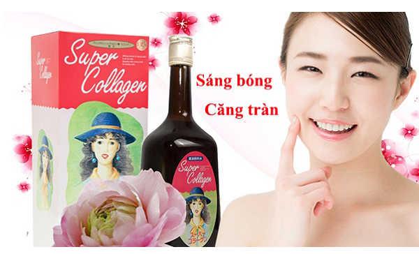 Công dụng của Super Collagen