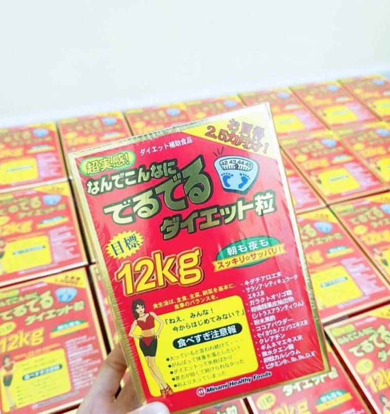 thuốc giảm cân 12kg của Nhật có tốt không webtretho