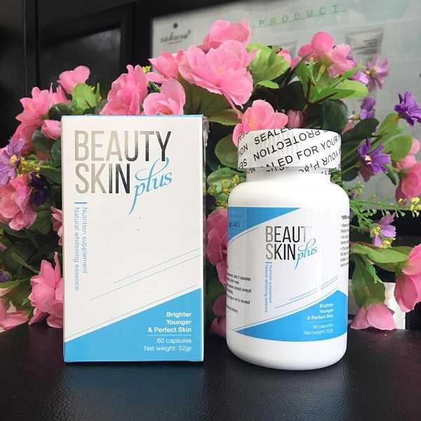 Công dụng của viên uống Beauty Skin Plus