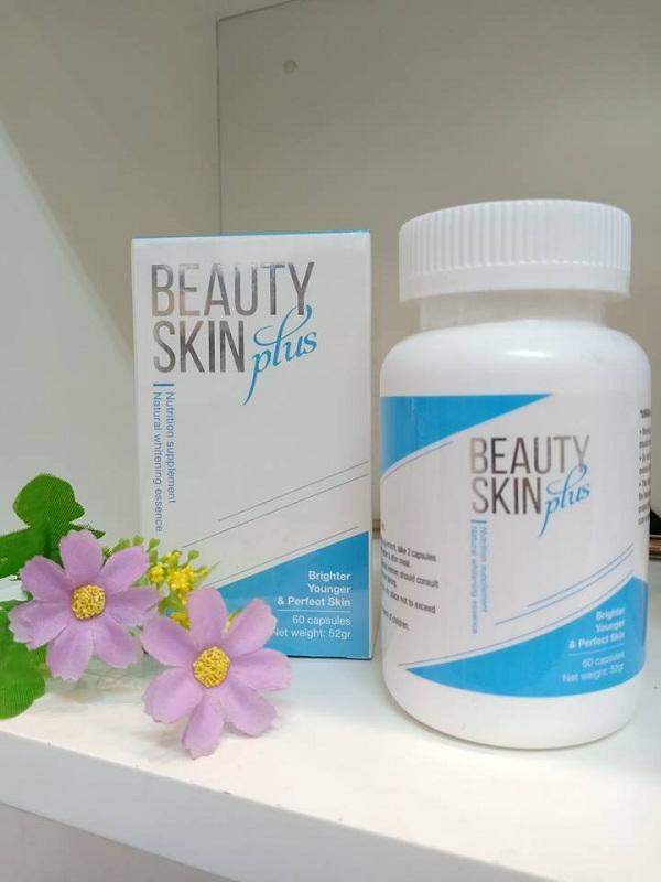 Đối tượng sử dụng viên uống Beauty Skin Plus