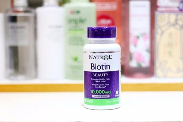 Viên uống Natrol Biotin