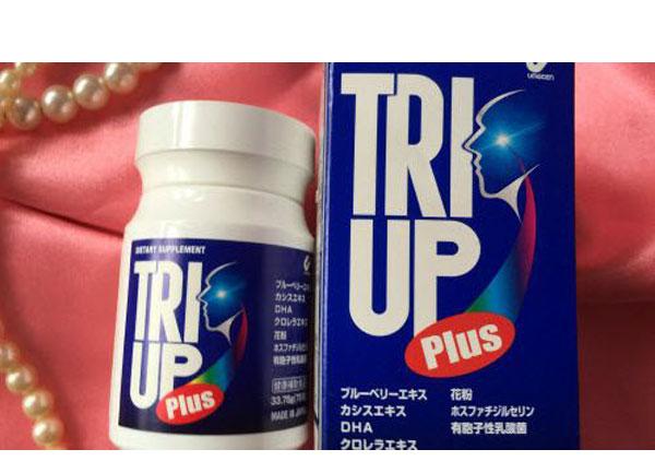viên uống Tri Up Plus có tốt không, tri up plus co tot khong, tri up plus review, thuốc tri up plus, thuốc tăng chiều cao tri up plus