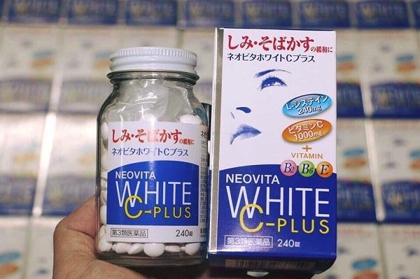 Công dụng của Vita White Plus