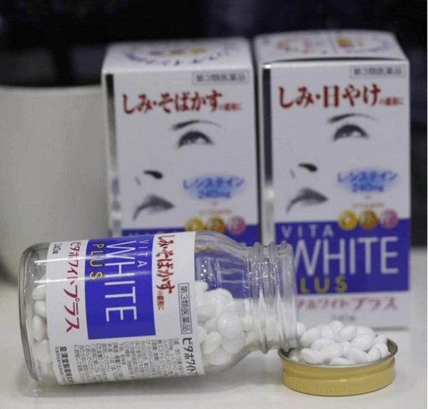 Đối tượng sử dụng Vita White Plus