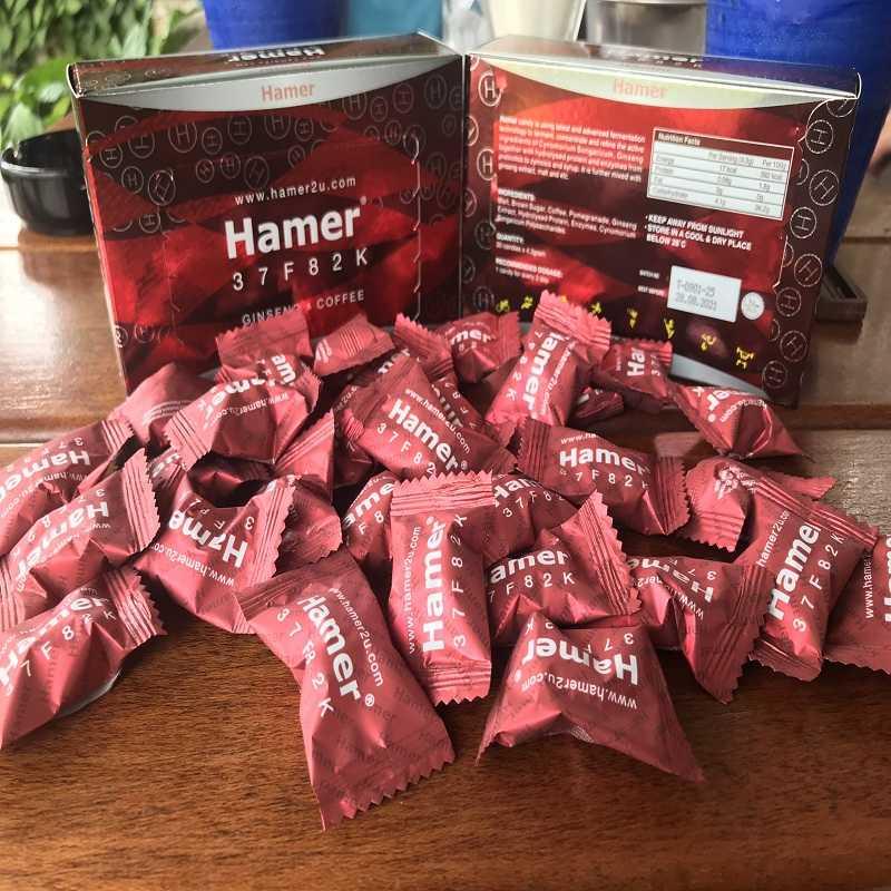 Kẹo Hamer có tốt không? Giá bao nhiêu? Review chi tiết 2019