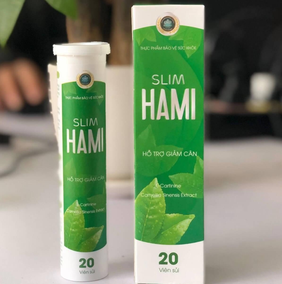 Review viên sủi giảm cân Slim Hami có tốt không? Giá bao nhiêu?