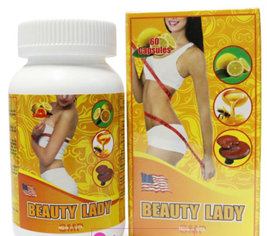 Review thuốc giảm cân Beauty Lady có tốt không? Giá bao nhiêu?