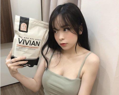Bột mầm đậu nành Vivian review có tốt không từ người dùng 2019