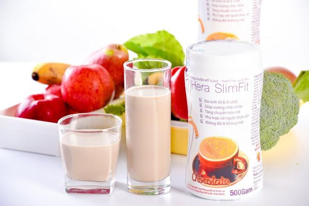 Sữa giảm cân Hera Slimfit có tốt không? Review sữa giảm cân Hera Slimfit webtretho? Câu trả lời thật bất ngờ