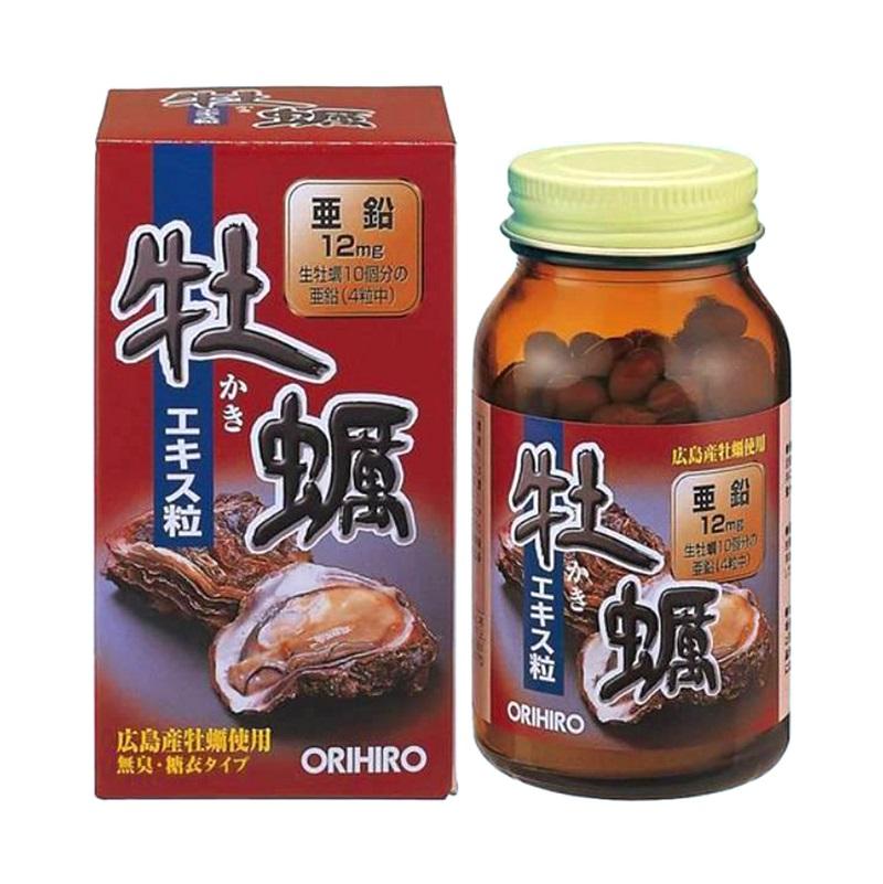 Tinh chất hàu tươi Orihiro có tốt không? Giá bao nhiêu? Review chi tiết 2019