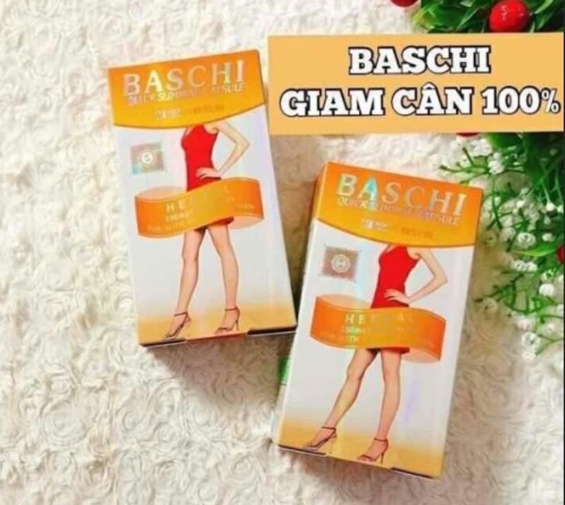 Review thuốc giảm cân Baschi cam có tốt không, giá bao nhiêu?