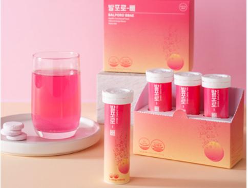 Viên sủi giảm cân Hàn Quốc Baporo Bbae có tốt không? Review chi tiết 2020