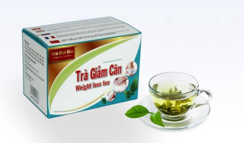 Review trà giảm cân Đại Gia có tốt không? Giá bao nhiêu?