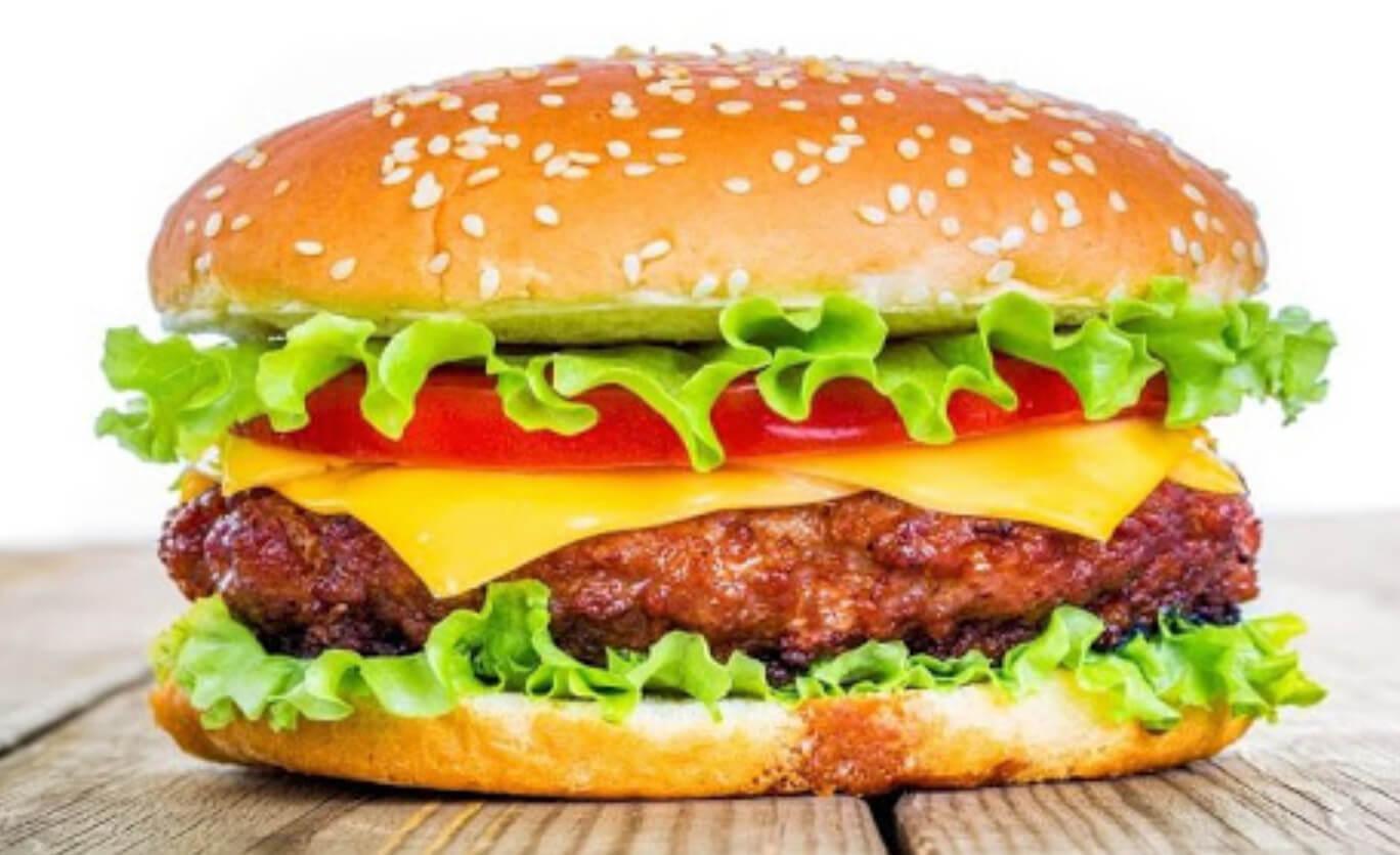 1 cái Hamburger bao nhiêu calo? Ăn Hamburger có béo không?