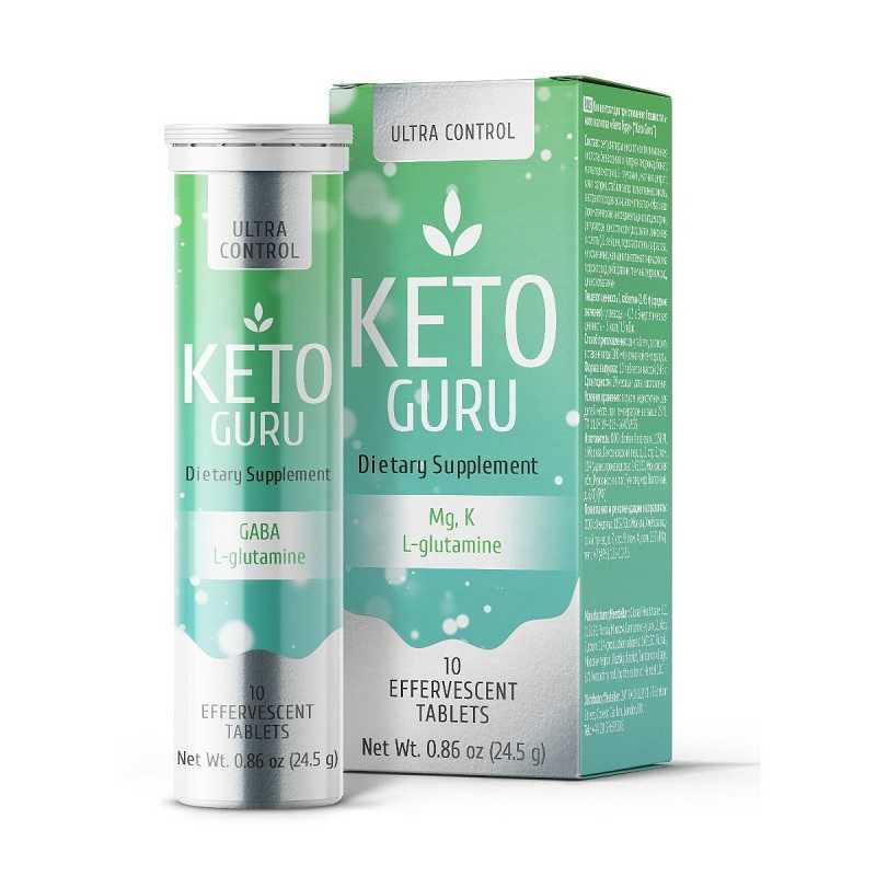 Thuốc giảm cân Keto Guru có tốt không review từ chuyên gia và người dùng webtretho