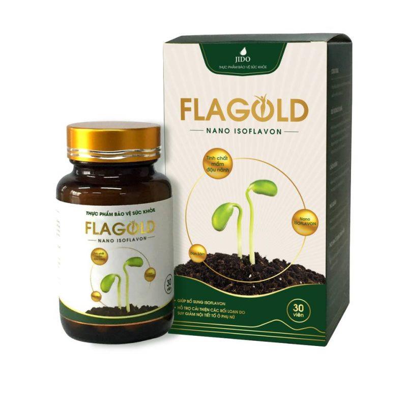 Nano mầm đậu nành FlaGold có tốt không? Giá bao nhiêu? Review chi tiết nhất