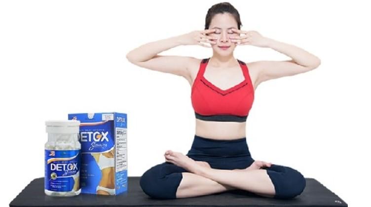 Thuốc giảm cân Detox Slimming Capsules USA giảm cân có tốt không? Giá bao nhiêu? Mua ở đâu?