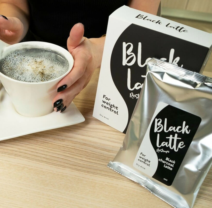Black Latte giảm cân có tốt không? Thực hư Black Latte lừa đảo