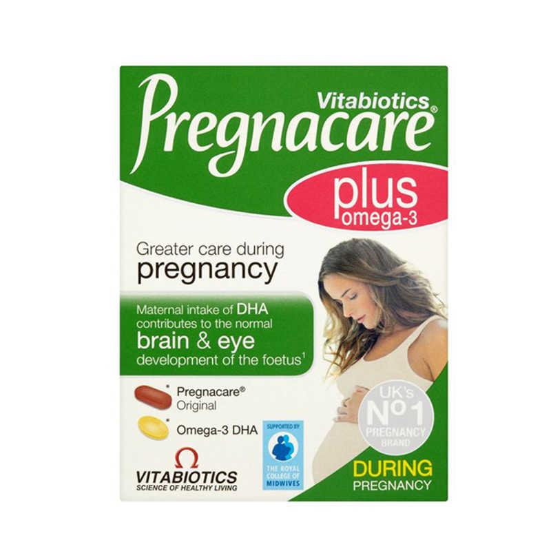 Vitamin bà bầu Pregnacare Plus