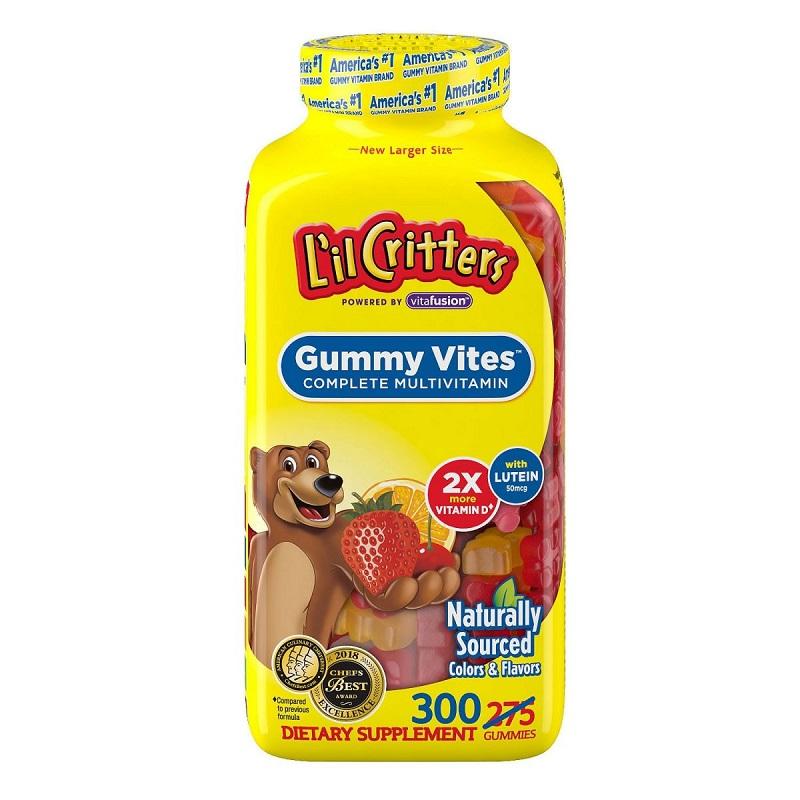 Kẹo Dẻo Lil Critter Gummie Vite