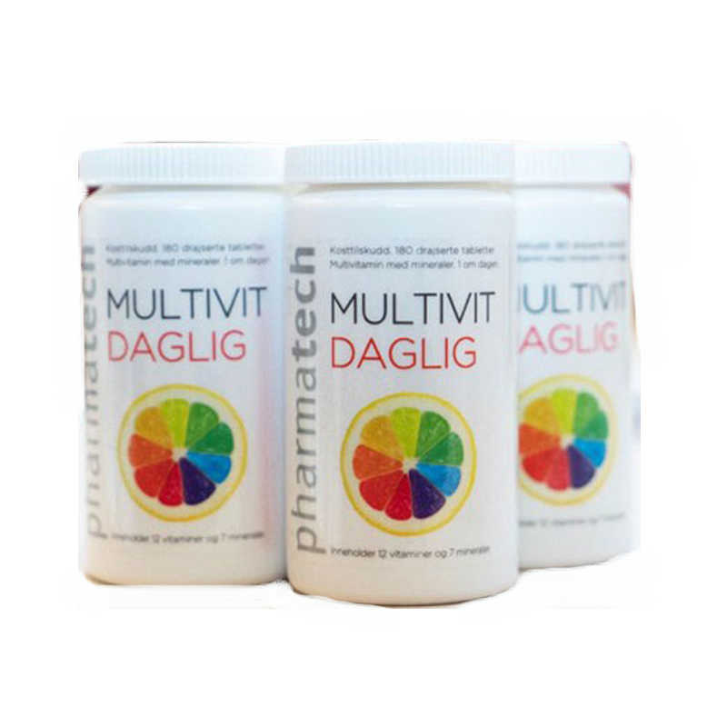 Multivit Daglig