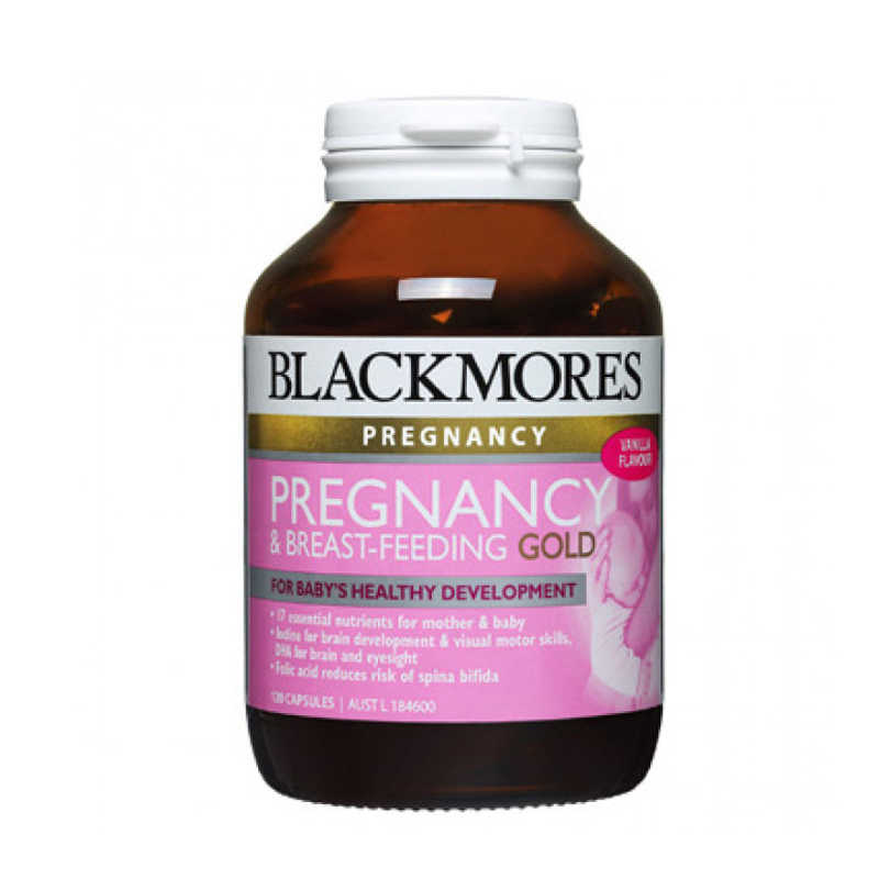 Blackmores Pregnancy Gold
