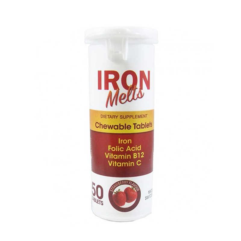 Viên bổ sung sắt Iron Melts