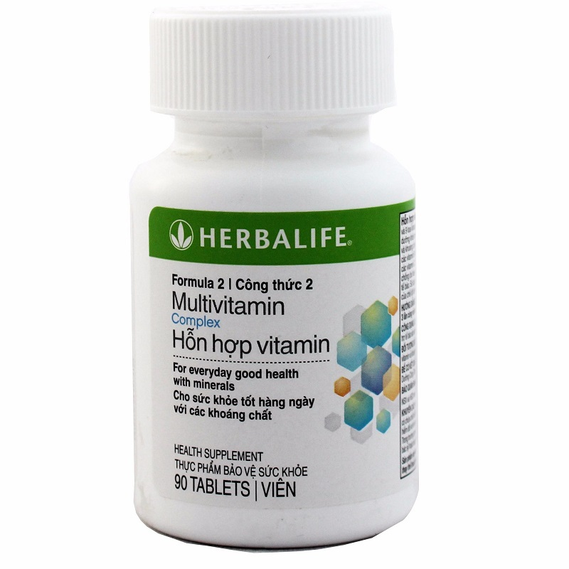Viên uống Vitamin Herbalife