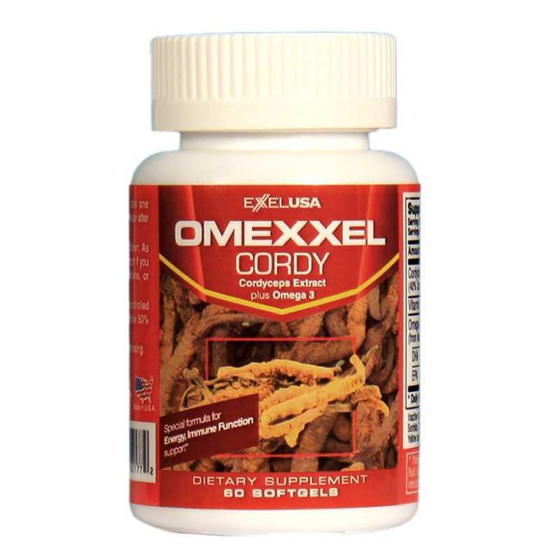 Viên uống Omexxel Cordy (30v)