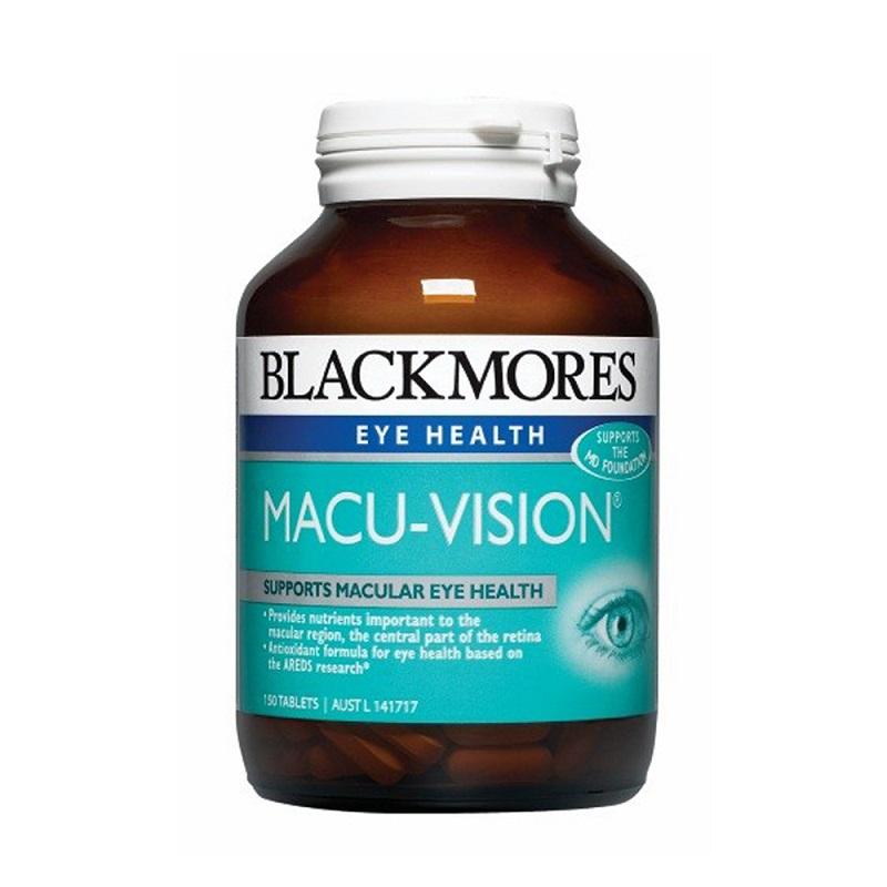 Viên Uống Blackmores Macu-Vision 125 viên