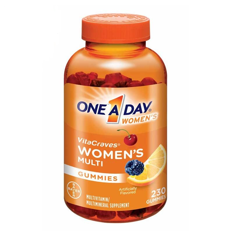 Vitamin One A Day Women's VitaCraves Gummies của Mỹ