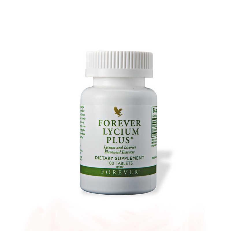 Viên dạ dày Forever Lycium Plus