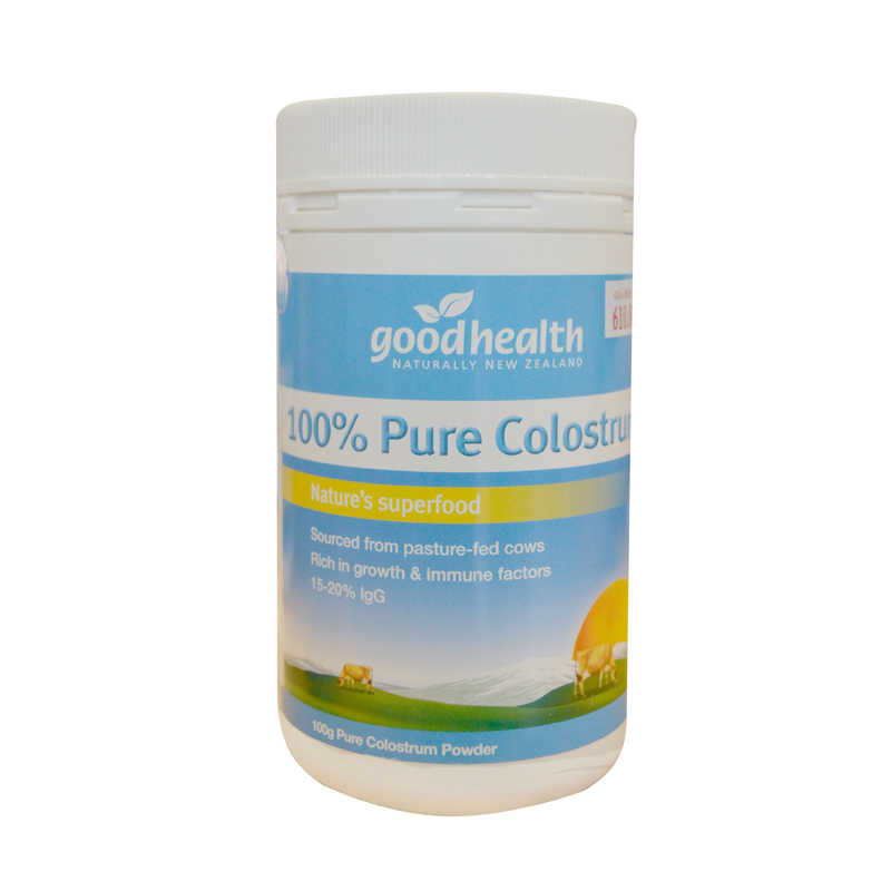 Sữa non Goodhealth 100%
