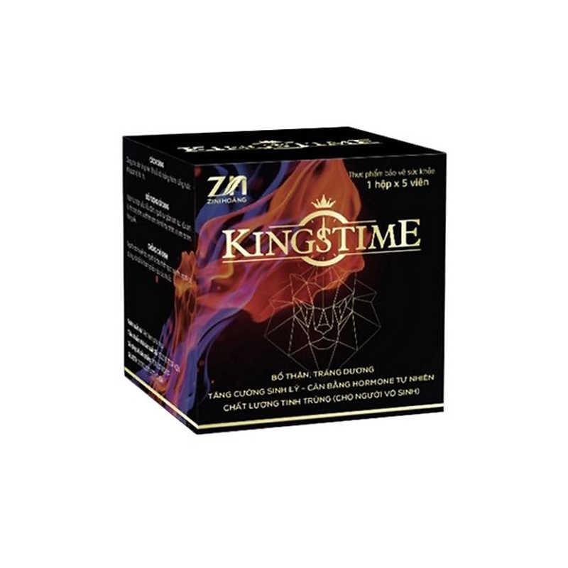 Viên uống sinh lý nam Kingstime
