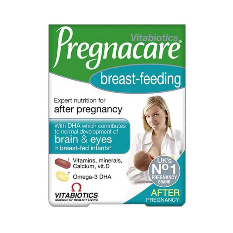 Pregnacare Breast-feeding No1