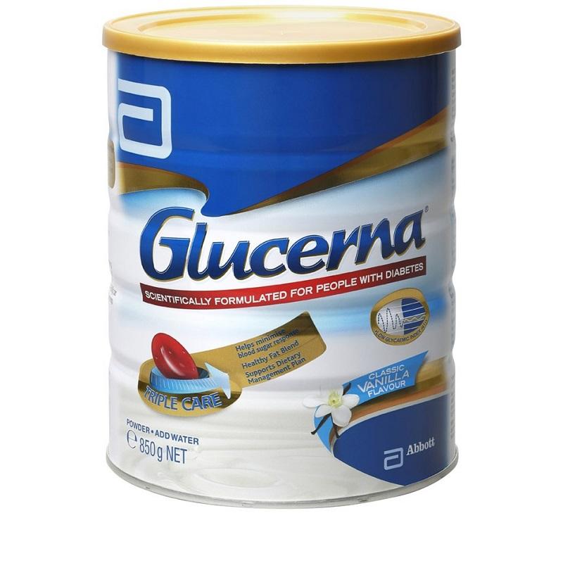 Sữa Glucerna 850g Của Úc