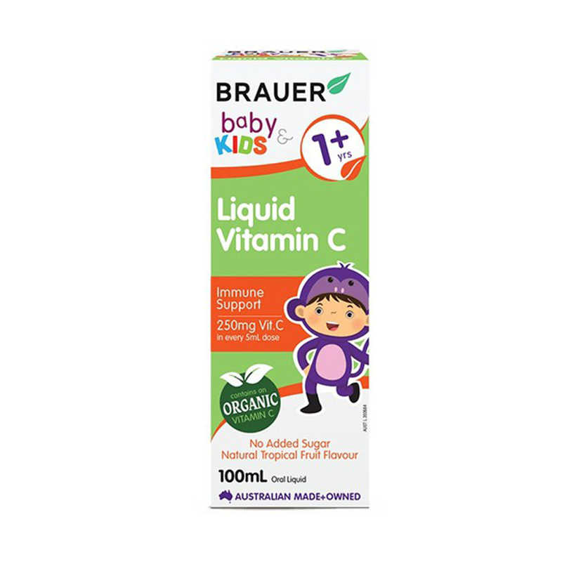 Brauer Baby & Kids Liquid Vitamin C